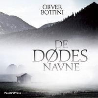 De dødes navne - Oliver Bottini