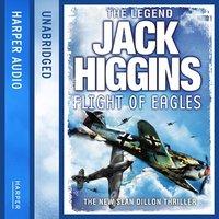 Flight of Eagles - Jack Higgins