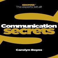 Communication - Carolyn Boyes
