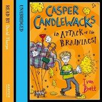 Casper Candlewacks in Attack of the Brainiacs! - Ivan Brett