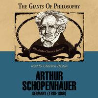 Arthur Schopenhauer - Dr. Mark Stone