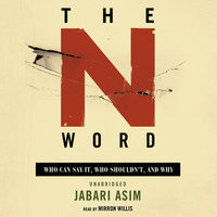 The N Word - Jabari Asim