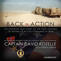 Back in Action - David Rozelle