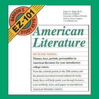 American Literature - Francis E. Skipp (Ph.D.)