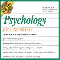 Psychology - Don Baucum (Ph.D.)