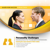 Personality Challenges - Made for Success