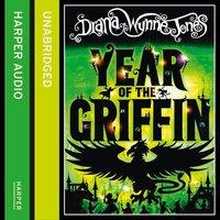 Year of the Griffin - Diana Wynne Jones
