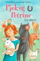 Pjok og Petrine 12 Dyrskuet - Kirsten Sonne Harild