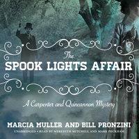 The Spook Lights Affair - Marcia Muller, Bill Pronzini