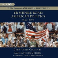 The Middle Road - James Lincoln Collier, Christopher Collier