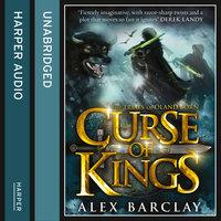 Curse of Kings - Alex Barclay