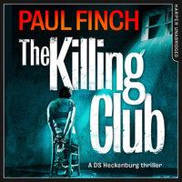 The Killing Club - Paul Finch