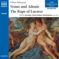 Venus & Adonis, The Rape of Lucrece - William Shakespeare