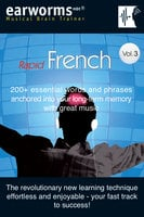Rapid French Vol. 3 - earworms MBT