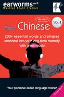 Rapid Chinese Vol. 1 (Mandarin) - earworms MBT