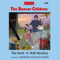 The Rock N Roll Mystery - Gertrude Chandler Warner