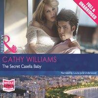 The Secret Casella Baby - Cathy Williams