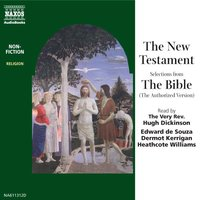 The New Testament - Naxos Audiobooks