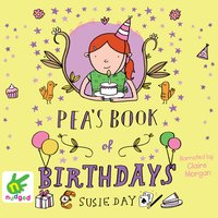 Pea's Book of Birthdays - Susie Day