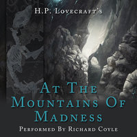 At The Mountains Of Madness - Paul Kent, HP Lovecraft