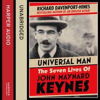 Universal Man - Richard Davenport-Hines