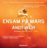 The Martian - Ensam på Mars - Andy Weir