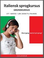 Italiensk sprogkursus Grundkursus - Univerb, Ann-Charlotte Wennerholm