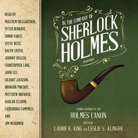 In the Company of Sherlock Holmes - Laurie R. King, Leslie S. Klinger