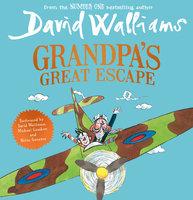 Grandpa's Great Escape - David Walliams