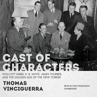 Cast of Characters - Thomas Vinciguerra