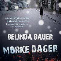 Mørke dager - Belinda Bauer