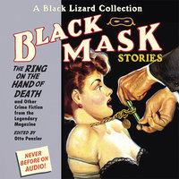 Black Mask 5: The Ring on the Hand of Death - Otto Penzler