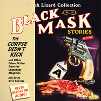 Black Mask 9: The Corpse Didn't Kick - Otto Penzler
