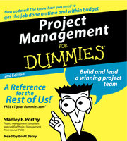 Project Management For Dummies - Stanley Portny