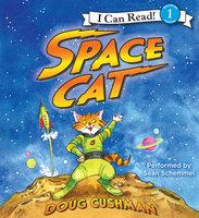 Space Cat - Doug Cushman