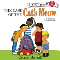 The Case of the Cat's Meow - Crosby Bonsall