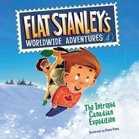 Flat Stanley's Worldwide Adventures #4: The Intrepid Canadian Expedition UAB - Jeff Brown