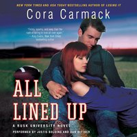 All Lined Up - Cora Carmack