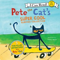 Pete the Cat's Super Cool Reading Collection - James Dean