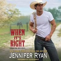 When It's Right - Jennifer Ryan