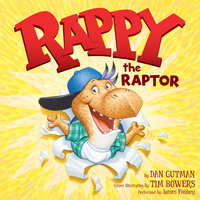 Rappy the Raptor - Dan Gutman