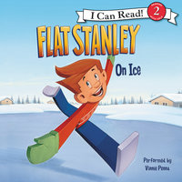 Flat Stanley: On Ice - Jeff Brown