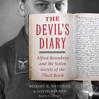 Devil's Diary - Robert K. Wittman, David Kinney