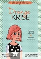 Et strejf af magi 3: Drengekrise - Sandra Schwartz