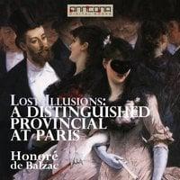 A Distinguished Provincial At Paris - Honoré de Balzac