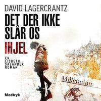 Det der ikke slår os ihjel - David Lagercrantz