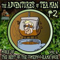 The Adventures of Tea Man, Vol. 2 - Mitchell Pearson
