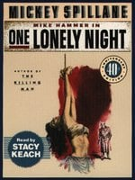 One Lonely Night - Mickey Spillane