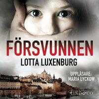 Försvunnen - Lotta Luxenburg