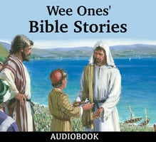 Wee Ones' Bible Stories - Anonymous